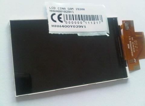 LCD SAMSUNG I9300 REPLIKA HHH400Y029V1   LCD SAMSUNG GALAXY S3 REPLIKA