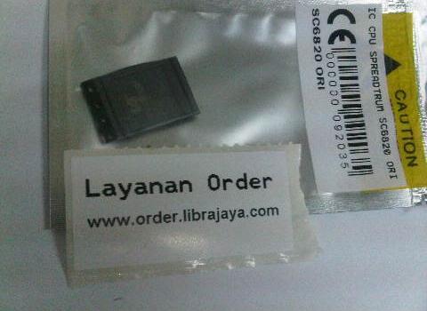 IC CPU SPREADTRUM SC6820