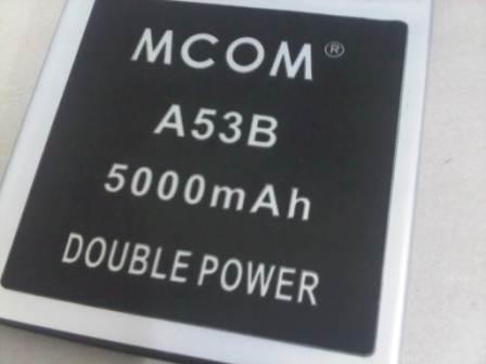 BATRE DOUBLE POWER EVERCOSS A53B