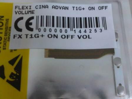 FLEXIBEL ADVAN T1G PLUS ON OFF VOLUME