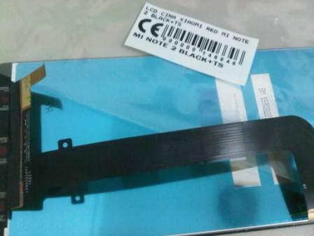 LCD XIAOMI REDMI NOTE 2 TOUCHSCREEN