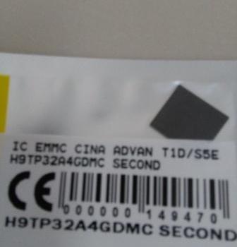IC EMMC ADVAN T1D H9TP32A4GDMC