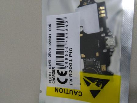Flexibel Oppo R2001 Konektor Charger Librajaya Grosir Sparepart Hp