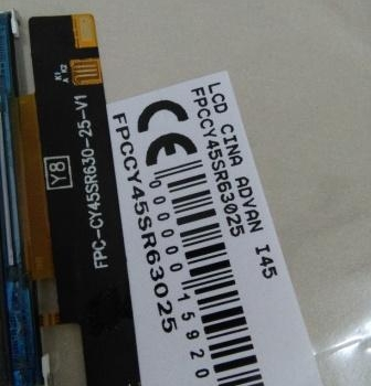 LCD ADVAN I45 FPCCY45SR63025
