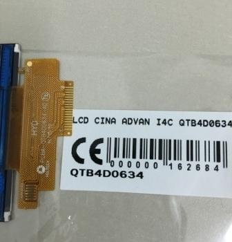 LCD ADVAN I4C QTB4D0634