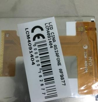 LCD ASIAFONE AF9877 LCM4091404