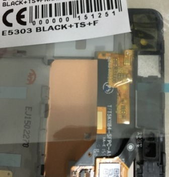 LCD SONY E5303-E5305-E5306-E5353-LCD SONY XPERIA C4