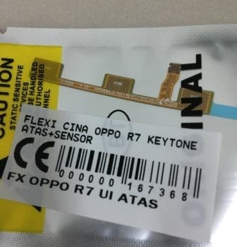 FLEXIBEL OPPO R7 KEYTONE ATAS+SENSOR