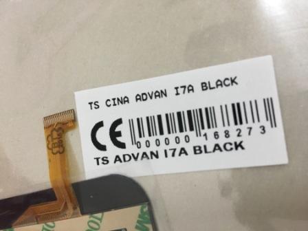 TOUCHSCREEN ADVAN I7A
