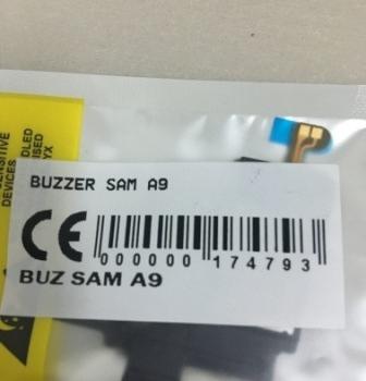 BUZZER SAMSUNG A9