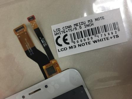 LCD MEIZU M3 NOTE