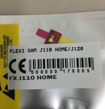 FLEXIBEL SAMSUNG J110 HOME-SAMSUNG J120