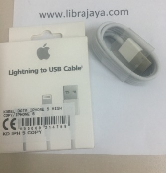 Kabel Data Iphone 5 High Cop-Iphone 6