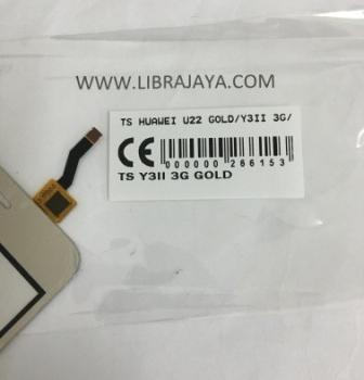 Touch Screen Huawei U22 Gold-Y3Ii 3G