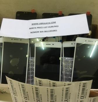 Lcd Infinix X604 Black-Infinix Note 5