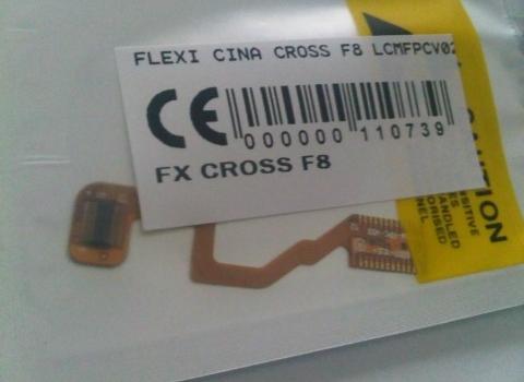 FLEXIBEL CROSS F8 LCMFPCV02
