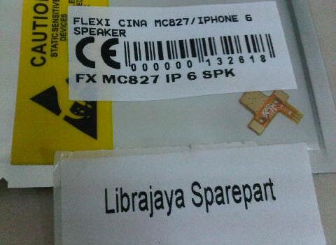 FLEXIBEL IPHONE 6 REPLIKA MC827 SPEAKER