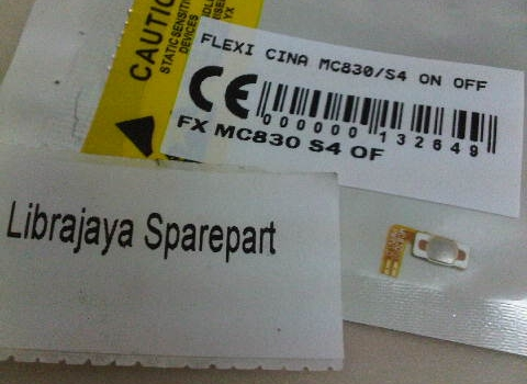flexi mc830 s4 on off
