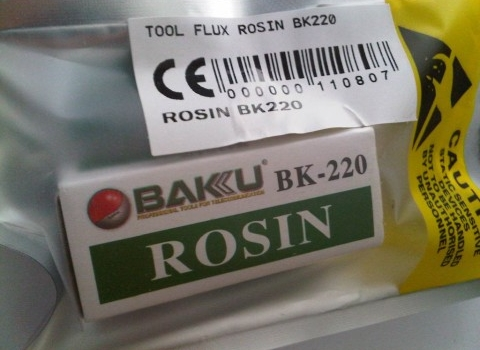 FLUX ROSIN BK220