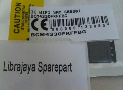 IC WIFI SAMSUNG S5830I BCM4330FKFFBG