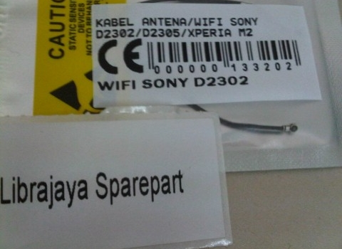 KABEL ANTENA | KABEL WIFI SONY D2302 | D2305 | XPERIA M2