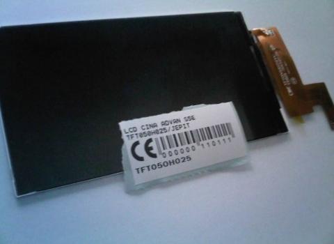 LCD ADVAN S5E TFT050H025 | TFT050H018