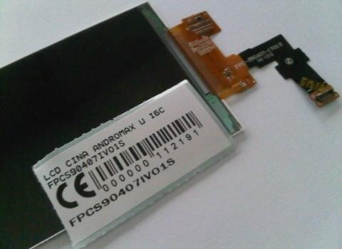 LCD SMARTFREN I6C FPCS90407IVO1S   ANDROMAX U
