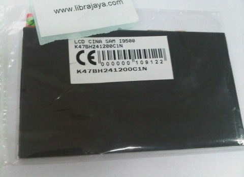 LCD SAMSUNG I9500 REPLIKA K47BH241200C1N | DP0805FO | LCD SAMSUNG GALAXY S4 REPLIKA