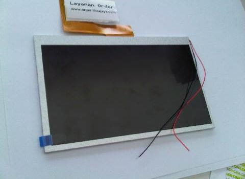 LCD CROSS A1T KR070PC5S | T7660BB | 7.0 INCH | 60 PIN | ADVAN T2A