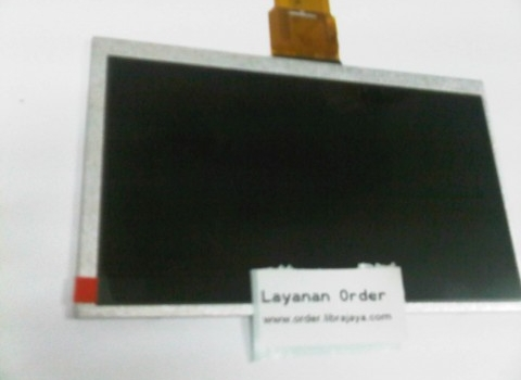 LCD CROSS AT1G 7300101463 | TAXCO T2 | 7.0 INCH | 50 PIN