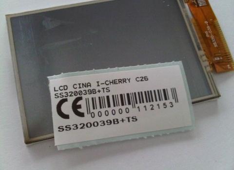 LCD I-CHERRY C26 SS320039B