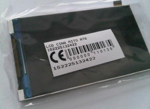 LCD MITO A78 152225132422