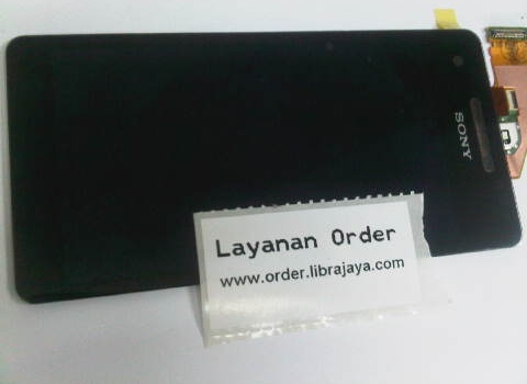 LCD SONY LT25+TOUCHSCREEN