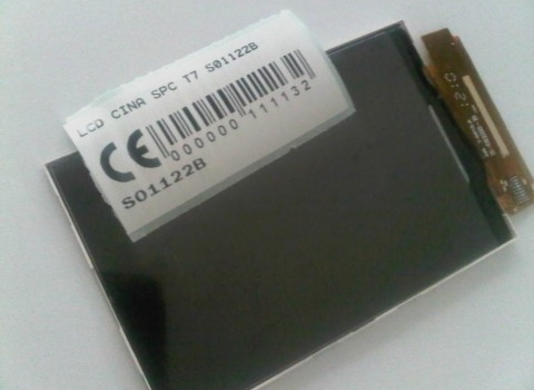 LCD SPC T7 S01122B