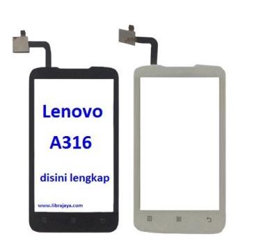 Jual Touch screen Lenovo A316