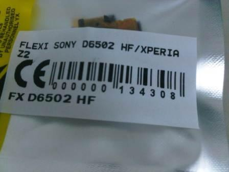 FLEXIBEL SONY D6502 HF