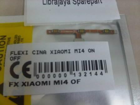 flexibel xiaomi mi4 on off