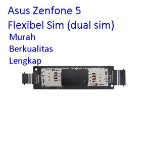 fleksi simcard flexibel fleksibel sim asus zenfone 5 dual sim