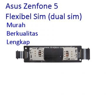 Flexible sim Asus Zenfone 5 murah