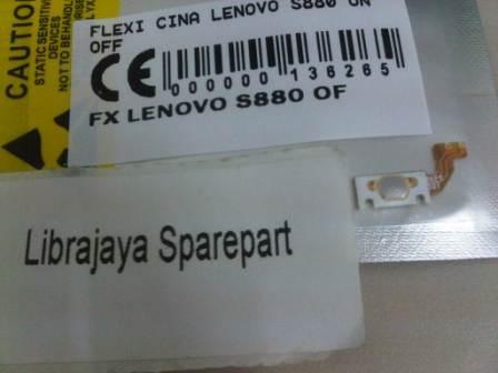 FLEXIBEL LENOVO S880 ON OFF