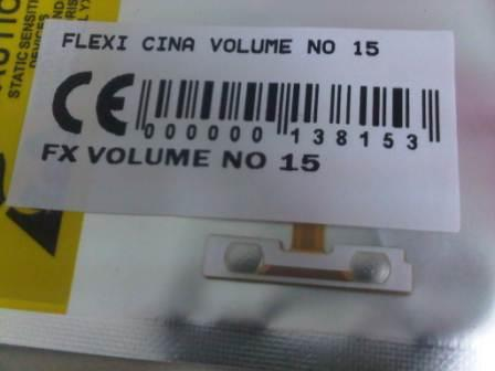 FLEXIBEL CINA VOLUME NO 15