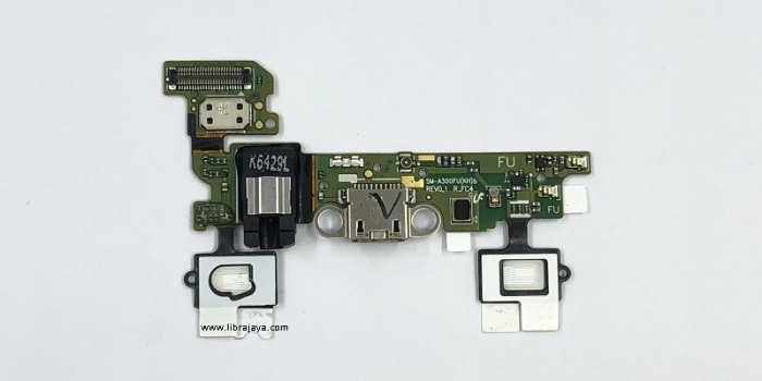 Jual Flexible charger Samsung A300 murah