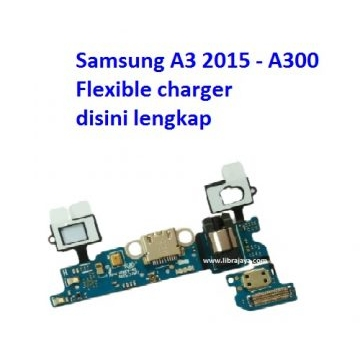 Jual Flexible charger Samsung A3 2015