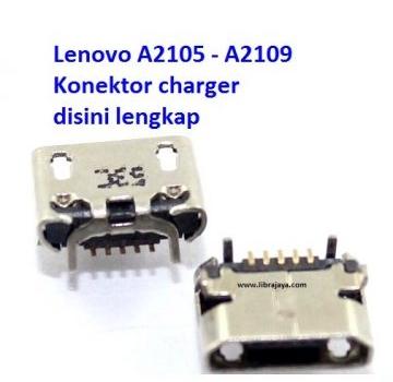 Jual Konektor charger Lenovo A2105