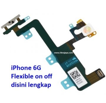 Jual Flexible on off iPhone 6