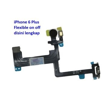 Jual Flexible on off iPhone 6 Plus
