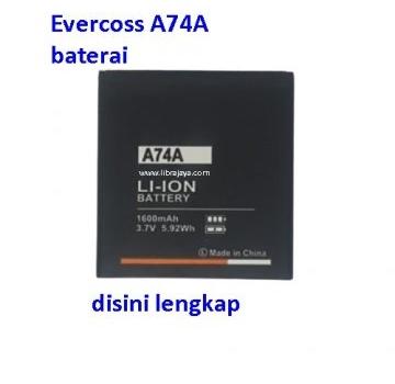 Jual Baterai Evercoss A74A