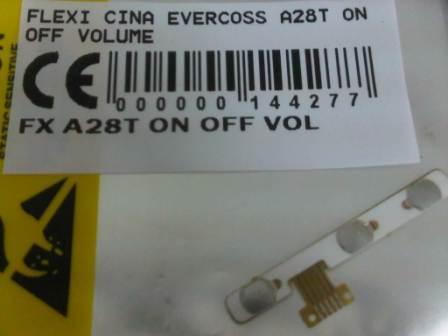 FLEXIBEL EVERCOSS A28T ON OFF VOLUME