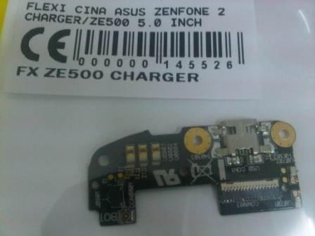 FLEXIBEL ASUS ZENFONE 2 CHARGER ZE500