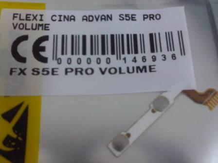 Jual Flexible volume Advan S5E Pro